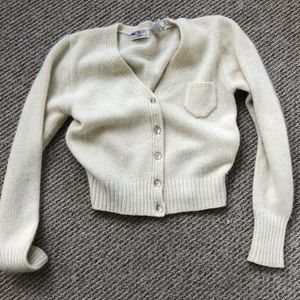 Vintage Marc D'alcy Lambs Wool Angora Sweater